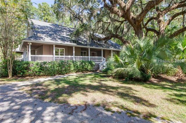 71 Osprey Circle, Okatie, SC 29909 (MLS #412753) :: The Coastal Living Team