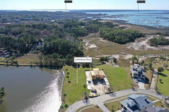 23 Hackney Pony Lane, Hilton Head Island, SC 29926 (MLS #412858) :: Colleen Sullivan Real Estate Group