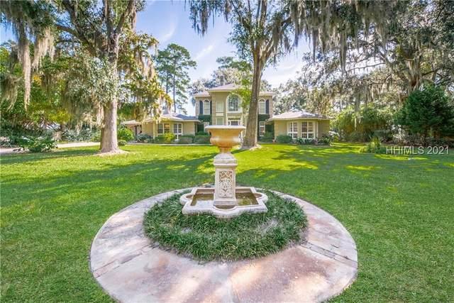 4 Lucy Creek Drive, Beaufort, SC 29907 (MLS #412946) :: Hilton Head Real Estate Partners