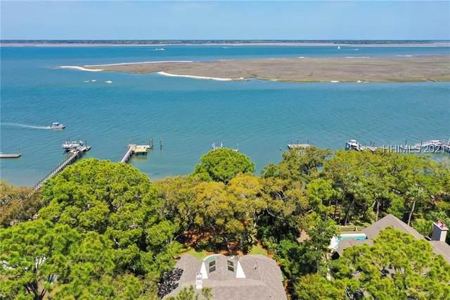 9 N Calibogue Cay Road, Hilton Head Island, SC 29928 (MLS #412955) :: Hilton Head Real Estate Partners