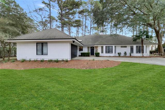 37 Fairway Dr, Bluffton, SC 29910 (MLS #413196) :: RE/MAX Island Realty