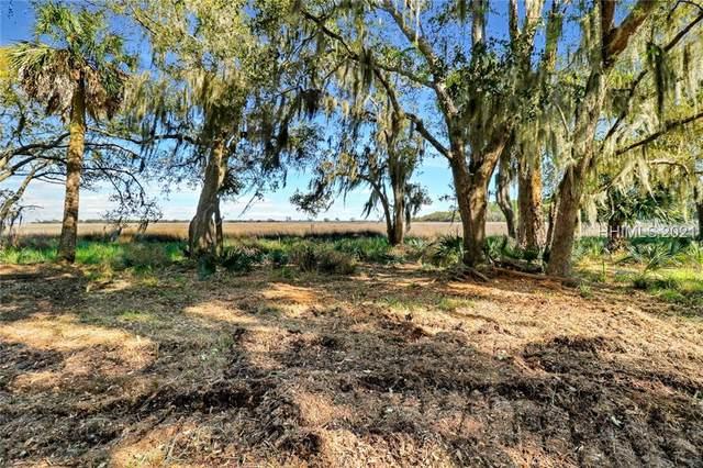 2 Knowles Island, Ridgeland, SC 29936 (MLS #413241) :: Hilton Head Real Estate Partners