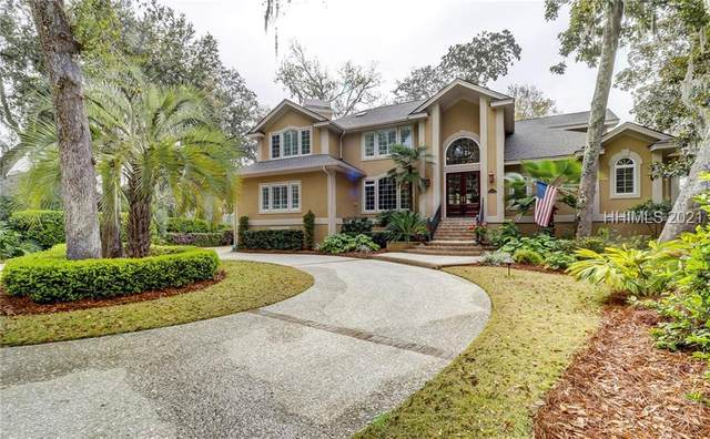 4 Chelsea Court, Hilton Head Island, SC 29928 (MLS #413272) :: Charter One Realty