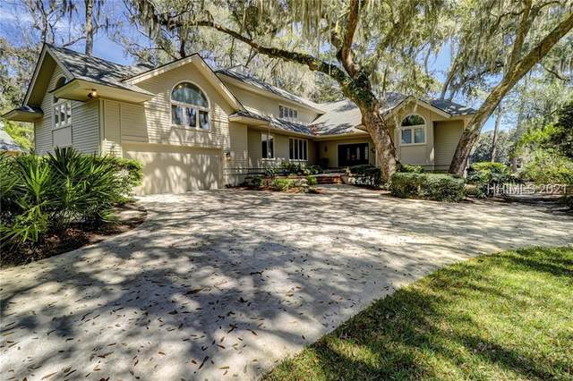 43 Heritage Road, Hilton Head Island, SC 29928 (MLS #413341) :: The Alliance Group Realty