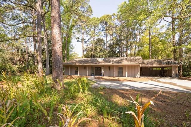 5 Jessamine Place, Hilton Head Island, SC 29928 (MLS #413441) :: Charter One Realty