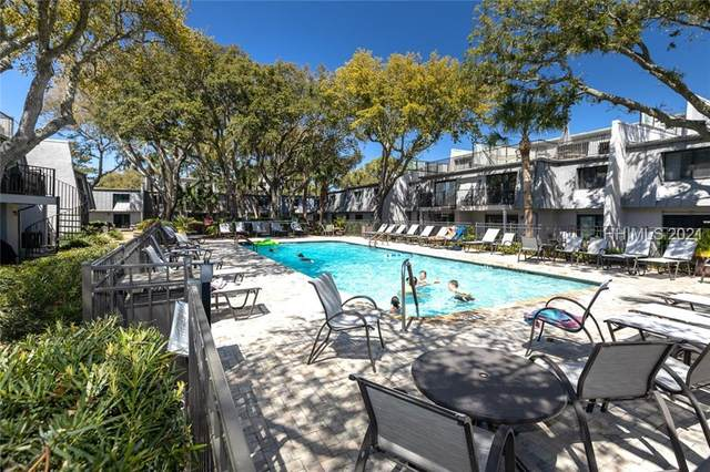 31 S Forest Beach #2, Hilton Head Island, SC 29928 (MLS #413542) :: Charter One Realty
