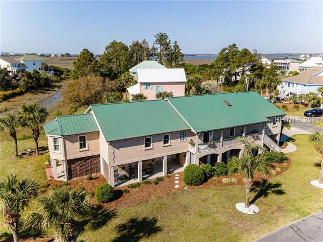1 Scallop Court, Saint Helena Island, SC 29920 (MLS #413730) :: Coastal Realty Group