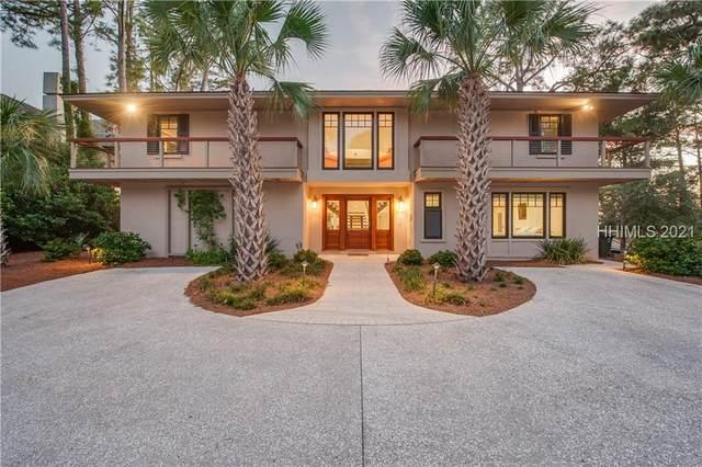 6 Brown Pelican Road, Hilton Head Island, SC 29928 (MLS #413736) :: Colleen Sullivan Real Estate Group