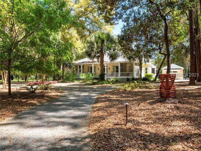 1186 Haig Point Road, Daufuskie Island, SC 29915 (MLS #413770) :: The Bradford Group