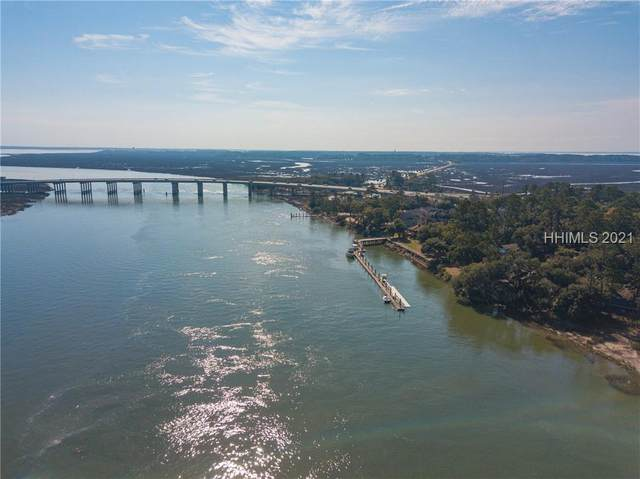 83 Battery Creek Club Drive, Beaufort, SC 29902 (MLS #413800) :: Coastal Realty Group