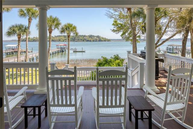 63 Myrtle Island Rd, Bluffton, SC 29910 (MLS #413803) :: The Alliance Group Realty