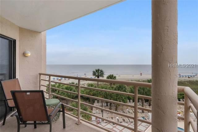1 Ocean Lane #1401, Hilton Head Island, SC 29928 (MLS #413812) :: The Sheri Nixon Team
