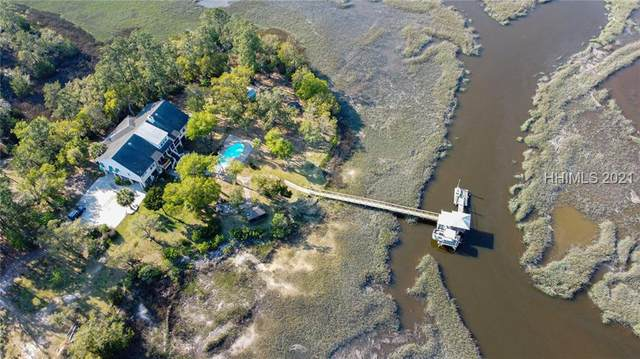 7116 Lowcountry Drive, Ridgeland, SC 29936 (MLS #413915) :: Hilton Head Dot Real Estate
