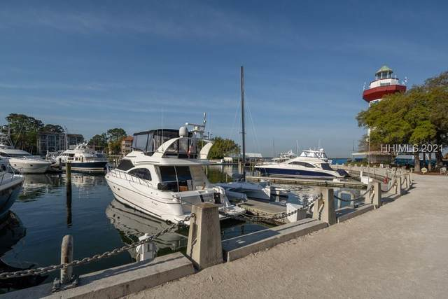 10 Harbour Town Yacht Basin, Hilton Head Island, SC 29928 (MLS #413939) :: The Bradford Group