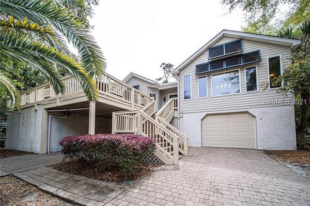 6 Ibis Street, Hilton Head Island, SC 29928 (MLS #413963) :: Hilton Head Real Estate Partners