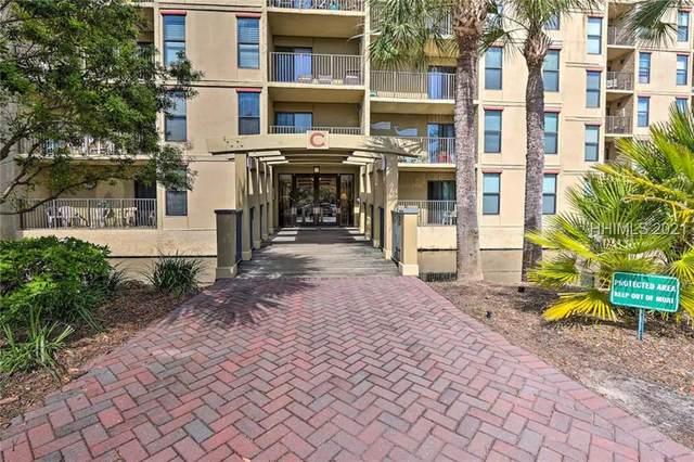 34 S Forest Beach Drive 10D, Hilton Head Island, SC 29928 (MLS #414040) :: The Sheri Nixon Team