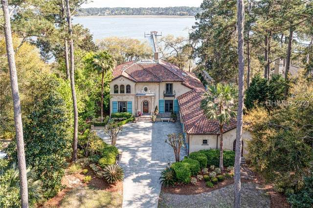 53 River Club Drive, Hilton Head Island, SC 29926 (MLS #414110) :: Hilton Head Real Estate Partners