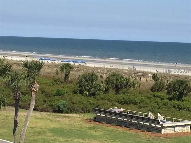 23 S Forest Beach #366, Hilton Head Island, SC 29928 (MLS #414152) :: Charter One Realty
