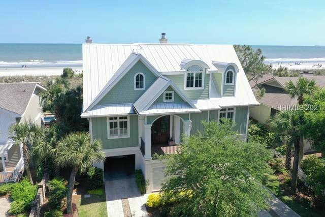 15 Dune Lane, Hilton Head Island, SC 29928 (MLS #414232) :: The Bradford Group
