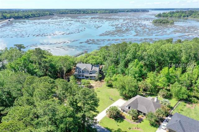 34 Chechessee Bluff Circle, Okatie, SC 29909 (MLS #414270) :: The Bradford Group