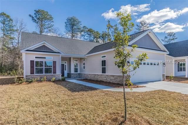 107 Newton Terrace, Ridgeland, SC 29936 (MLS #414317) :: Luxe Real Estate Services
