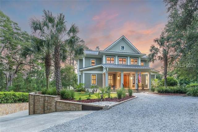 146 Bull Point Drive, Seabrook, SC 29940 (MLS #414358) :: Hilton Head Dot Real Estate