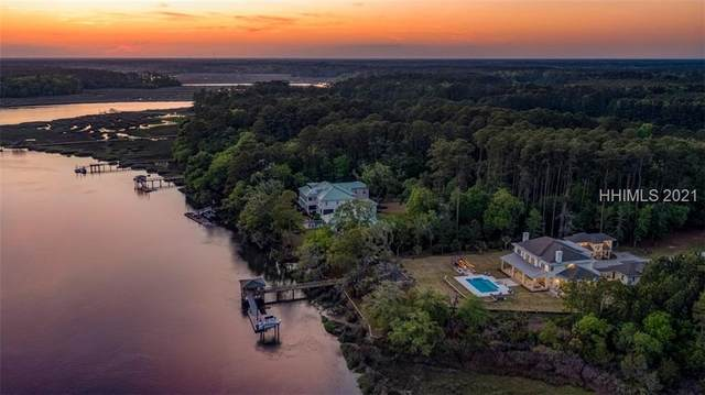 125 Gascoigne Bluff Road, Bluffton, SC 29910 (MLS #414460) :: The Alliance Group Realty