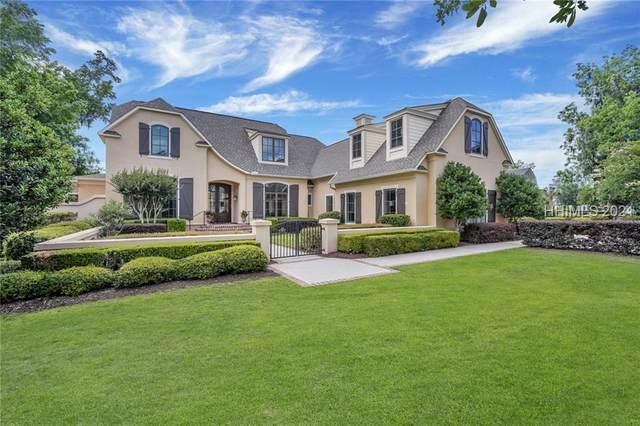 25 Belmont Drive, Bluffton, SC 29910 (MLS #414491) :: Hilton Head Dot Real Estate