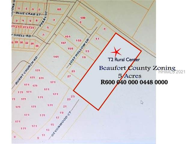 0 Hunting Island Plantation, Bluffton, SC 29910 (MLS #414538) :: The Bradford Group