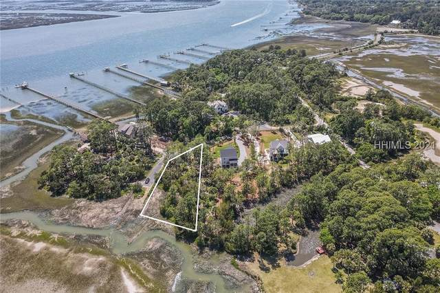 13 Palmetto Point Drive, Bluffton, SC 29910 (MLS #414611) :: Southern Lifestyle Properties
