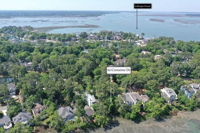 62 Crosstree Drive N, Hilton Head Island, SC 29926 (MLS #414612) :: Colleen Sullivan Real Estate Group