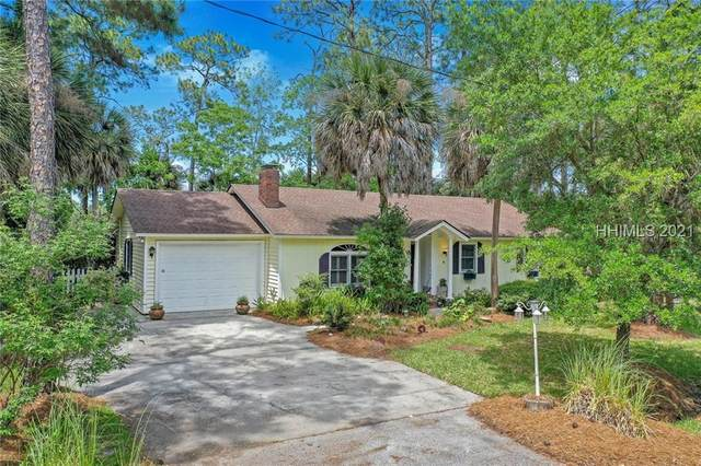 7 Driftwood Drive, Bluffton, SC 29910 (MLS #414746) :: The Alliance Group Realty
