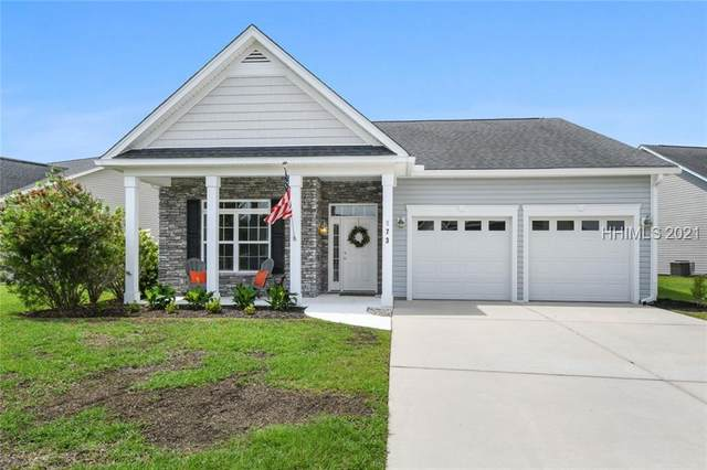 173 Regiment Street, Ridgeland, SC 29936 (MLS #414749) :: Hilton Head Dot Real Estate