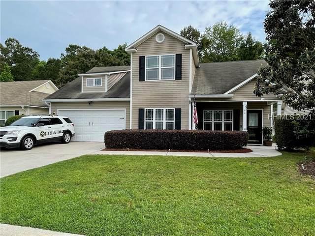 16 Arbormeade Circle, Bluffton, SC 29910 (MLS #414750) :: The Alliance Group Realty