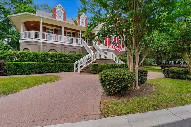40 Sparwheel Lane, Hilton Head Island, SC 29926 (MLS #414815) :: Hilton Head Real Estate Partners