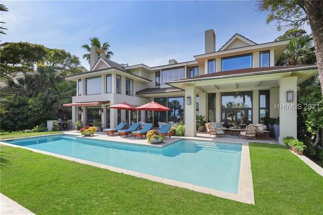 33 S Beach Lagoon Drive, Hilton Head Island, SC 29928 (MLS #414921) :: The Etheridge Group