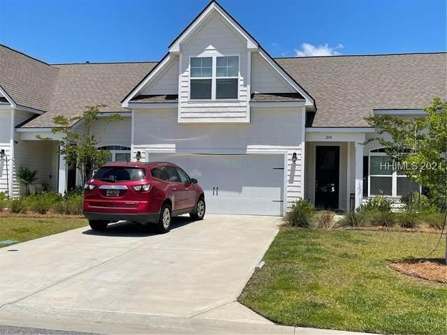 214 Wooden Wheel Lane, Bluffton, SC 29909 (MLS #414933) :: Southern Lifestyle Properties