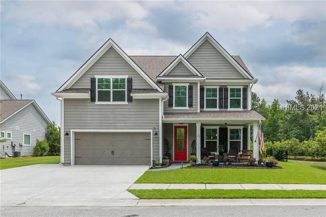22 Windmill Lane, Bluffton, SC 29909 (MLS #414941) :: Hilton Head Real Estate Partners