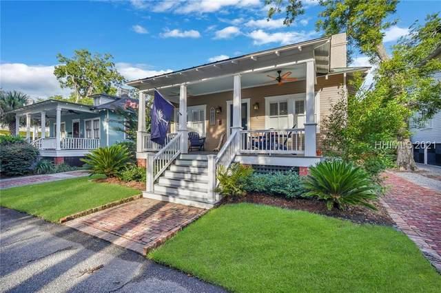 704 East Street, Beaufort, SC 29902 (MLS #415176) :: Hilton Head Dot Real Estate