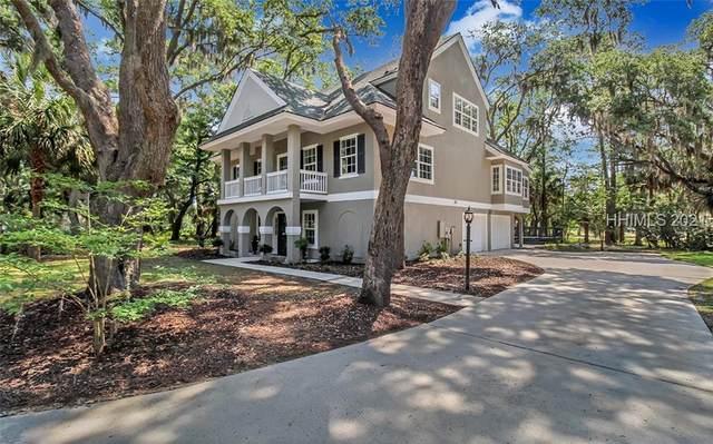 45 Bass Creek Lane, Bluffton, SC 29910 (MLS #415209) :: Luxe Real Estate Services