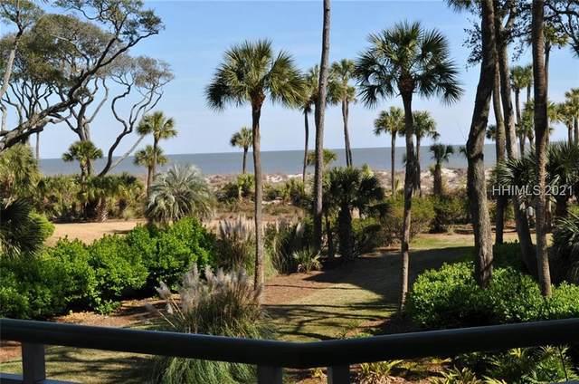63 Ocean Lane #2117, Hilton Head Island, SC 29928 (MLS #415246) :: The Sheri Nixon Team