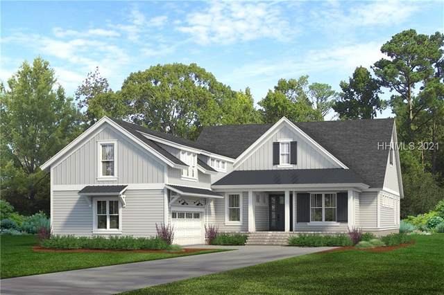 225 Flatwater Drive, Bluffton, SC 29910 (MLS #415348) :: RE/MAX Island Realty