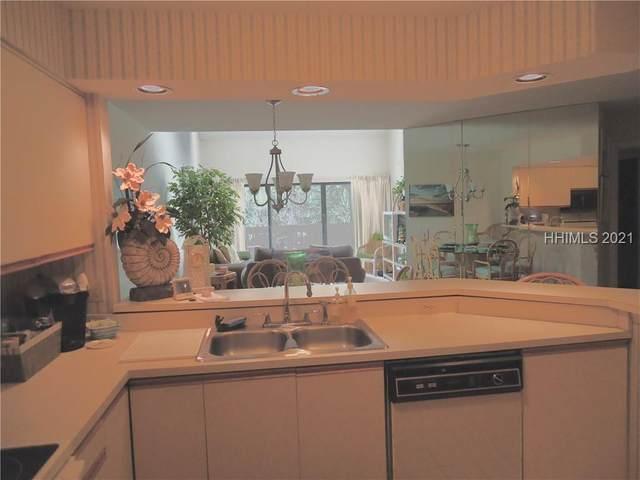 100 Colonnade Road #158, Hilton Head Island, SC 29928 (MLS #415410) :: Charter One Realty