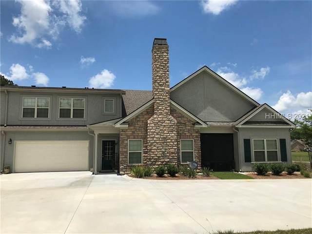 1124 Abbey Glen Way #1124, Hardeeville, SC 29927 (MLS #415626) :: Southern Lifestyle Properties
