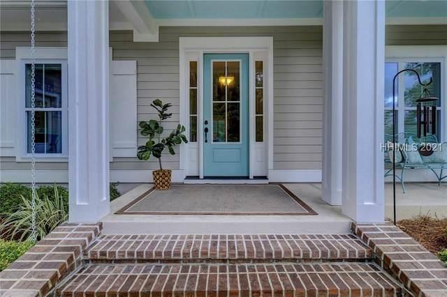 61 Hampton Lake Crossing, Bluffton, SC 29910 (MLS #415648) :: Southern Lifestyle Properties