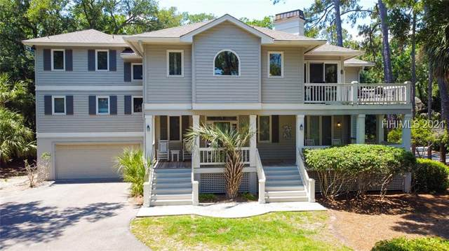 4 Ketch, Hilton Head Island, SC 29928 (MLS #415869) :: The Etheridge Group