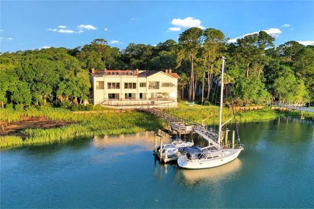15 Cedar Lane, Hilton Head Island, SC 29926 (MLS #415925) :: Dufrene Realty Advisors