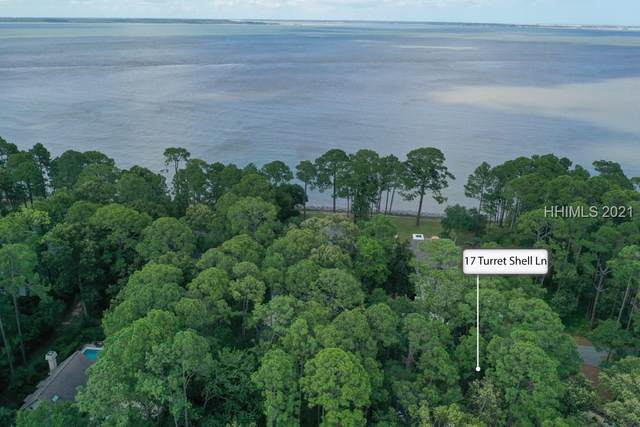 17 Turrett Shell Lane, Hilton Head Island, SC 29926 (MLS #415945) :: Beth Drake REALTOR®