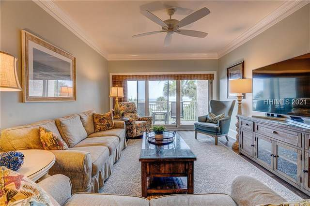 21 Ocean Lane #445, Hilton Head Island, SC 29928 (MLS #415947) :: Charter One Realty