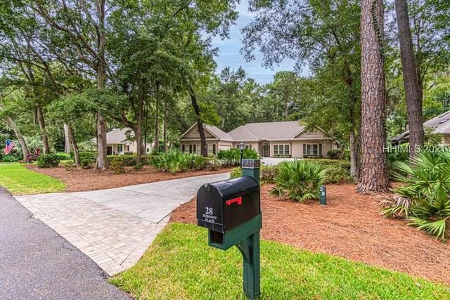 28 Hobonny Place, Hilton Head Island, SC 29926 (MLS #415974) :: Colleen Sullivan Real Estate Group